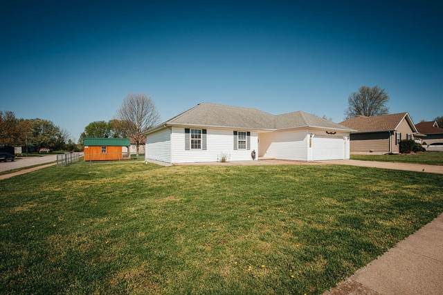 1207 Lakeside Drive, Republic, MO 65738 (MLS #60187524) :: Sue Carter Real Estate Group