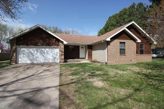 4105 S Tallyrand Avenue, Rogersville, MO 65742 (MLS #60187528) :: Team Real Estate - Springfield