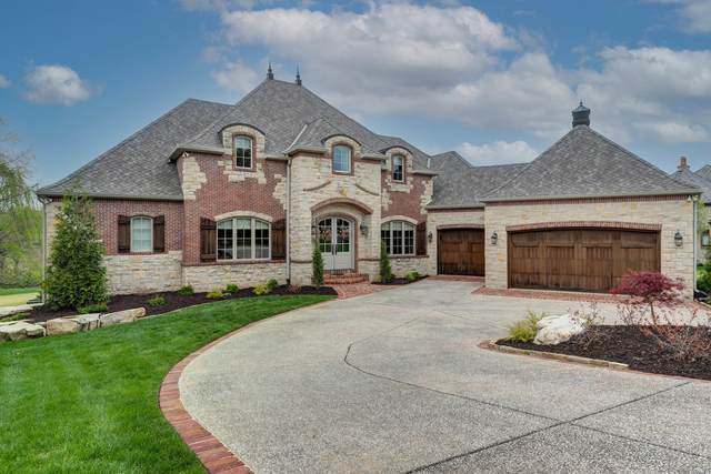 6077 S Natural Falls Drive, Ozark, MO 65721 (MLS #60187533) :: Clay & Clay Real Estate Team