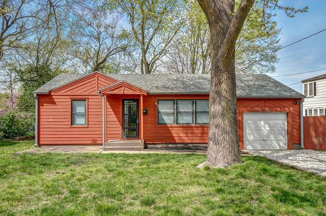 1319 N Douglas Avenue, Springfield, MO 65802 (MLS #60187539) :: The Real Estate Riders