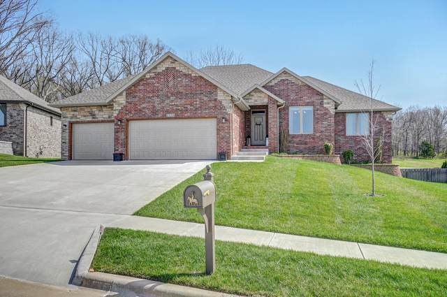 2331 N Citation Avenue, Springfield, MO 65802 (MLS #60187592) :: Team Real Estate - Springfield