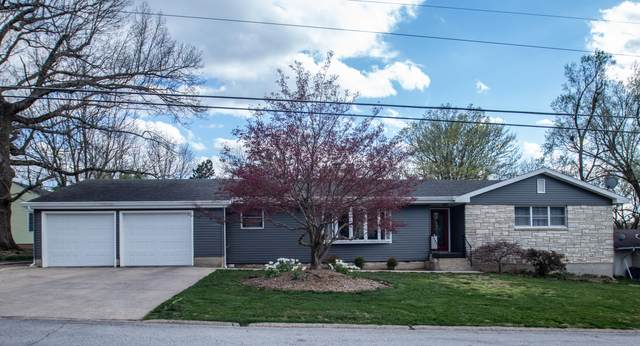 432 E Bedford Street, Marshfield, MO 65706 (MLS #60187600) :: Sue Carter Real Estate Group