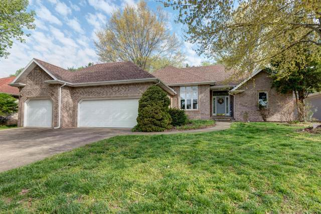 805 W Jackson Avenue, Nixa, MO 65714 (MLS #60187614) :: Evan's Group LLC