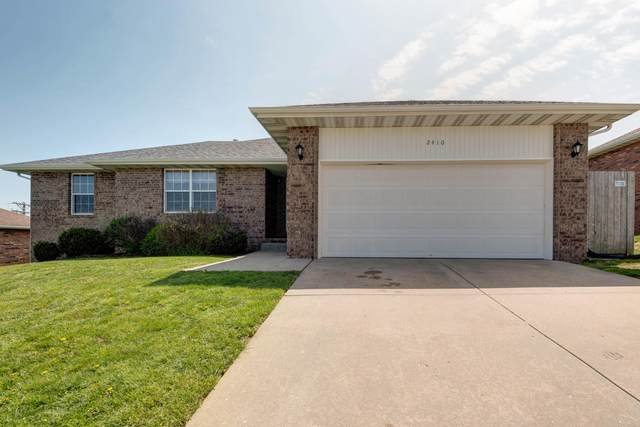 2410 W Heritage Drive, Ozark, MO 65721 (MLS #60187618) :: The Real Estate Riders