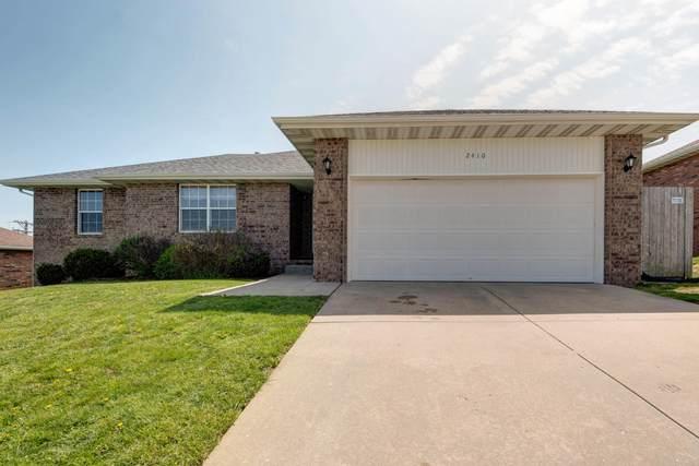2410 W Heritage Drive, Ozark, MO 65721 (MLS #60187618) :: Team Real Estate - Springfield