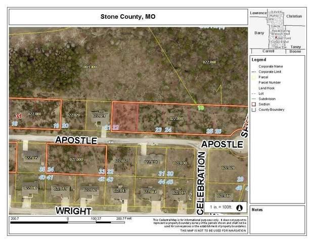 000 Apostle Lot 22, Reeds Spring, MO 65737 (MLS #60187690) :: Team Real Estate - Springfield