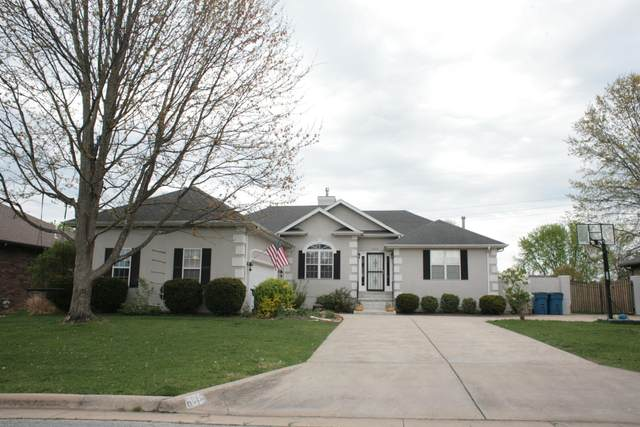 606 N Hawthorne Drive, Nixa, MO 65714 (MLS #60187717) :: Evan's Group LLC