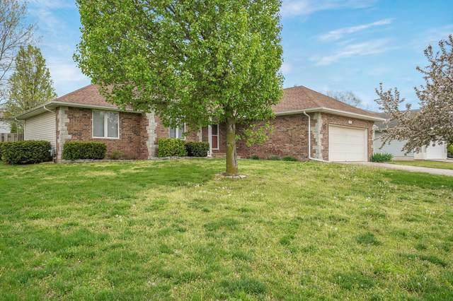 1505 E Parkview Street, Ozark, MO 65721 (MLS #60187746) :: Team Real Estate - Springfield