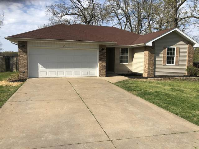 307 Mcknight, Clever, MO 65631 (MLS #60187777) :: Team Real Estate - Springfield