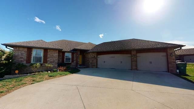 4924 W Skyler Drive, Springfield, MO 65802 (MLS #60187783) :: Team Real Estate - Springfield
