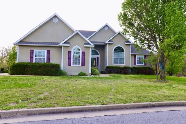 1202 Willow Court, Joplin, MO 64801 (MLS #60187794) :: Team Real Estate - Springfield