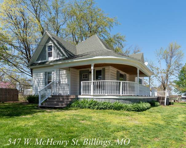 547 W Mchenry Avenue, Billings, MO 65610 (MLS #60187796) :: Team Real Estate - Springfield