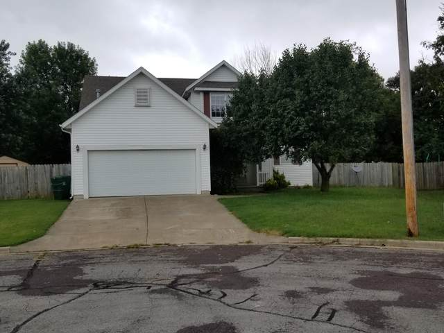 1311 Frisco Avenue, Monett, MO 65708 (MLS #60187804) :: Team Real Estate - Springfield