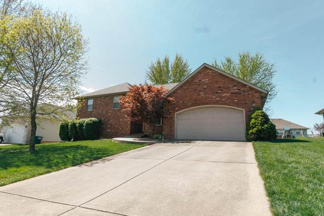 446 Bailiwick Drive, Rogersville, MO 65742 (MLS #60187806) :: Clay & Clay Real Estate Team