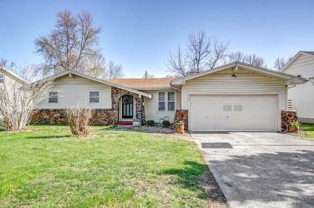 912 E Cambridge Street, Springfield, MO 65807 (MLS #60187817) :: Team Real Estate - Springfield