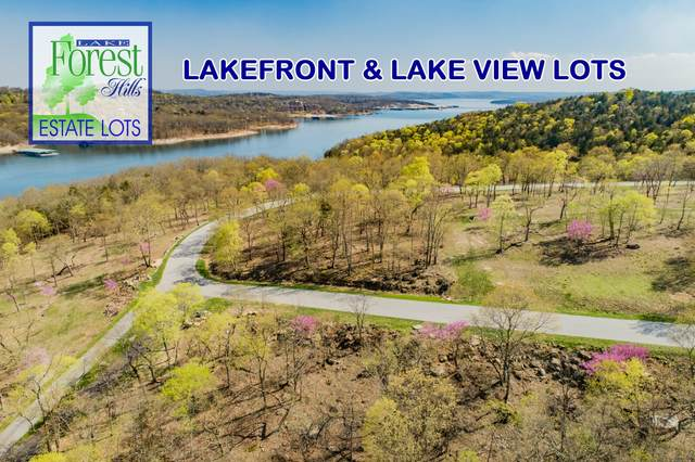 Lot 19 Canada Drive, Branson West, MO 65737 (MLS #60187849) :: The Real Estate Riders