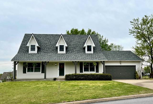 910 Country Side Drive, Webb City, MO 64870 (MLS #60187893) :: Tucker Real Estate Group | EXP Realty