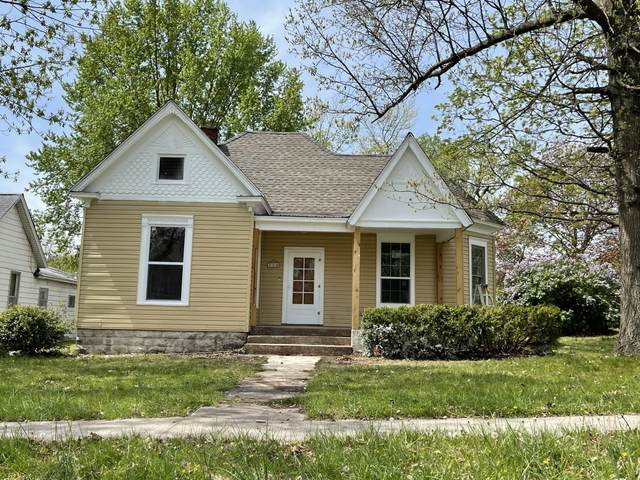408 9th Street, Monett, MO 65708 (MLS #60187909) :: Team Real Estate - Springfield