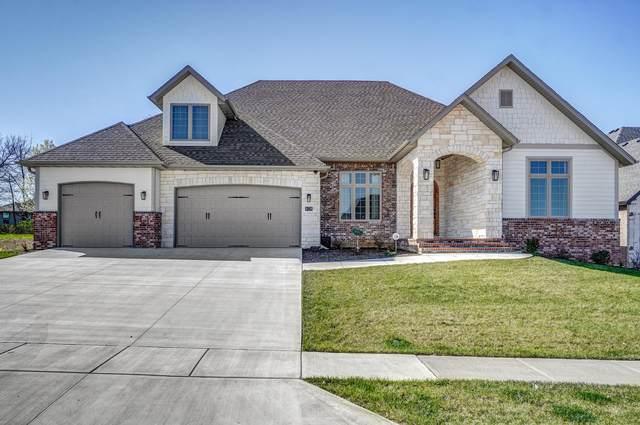 874 E Emerald Terrace, Nixa, MO 65714 (MLS #60188053) :: Team Real Estate - Springfield