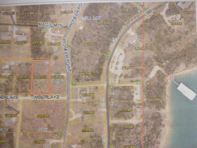 000 Timberlake (Lot 26), Galena, MO 65656 (MLS #60188121) :: The Real Estate Riders
