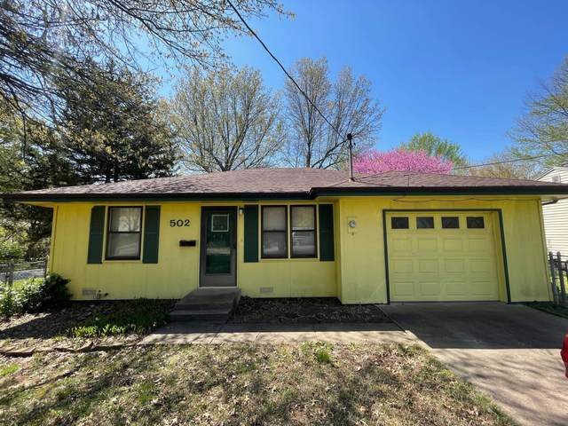 502 W Loren Street, Springfield, MO 65807 (MLS #60188141) :: Team Real Estate - Springfield