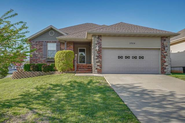 1264 E Mcclernon Street, Springfield, MO 65803 (MLS #60188143) :: Team Real Estate - Springfield