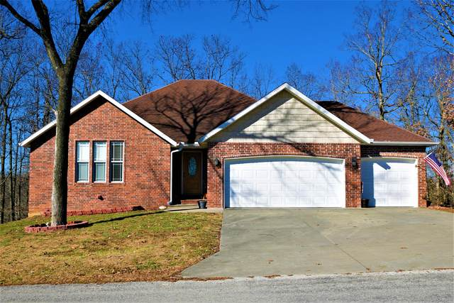 913 Emory Creek Blvd Boulevard, Branson, MO 65616 (MLS #60188174) :: Evan's Group LLC
