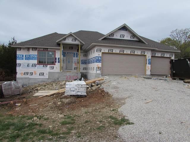 2250 Emory Creek Boulevard, Branson, MO 65616 (MLS #60188191) :: Evan's Group LLC
