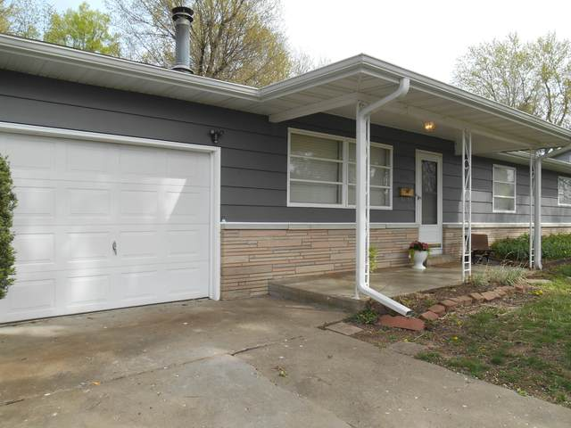 2248 N Weller Avenue, Springfield, MO 65803 (MLS #60188260) :: Clay & Clay Real Estate Team