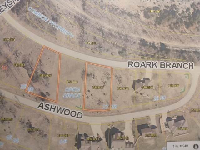 000 Roark Branch Drive-Stonebridge (Lots 26 And 27, Branson West, MO 65737 (MLS #60188299) :: Lakeland Realty, Inc.