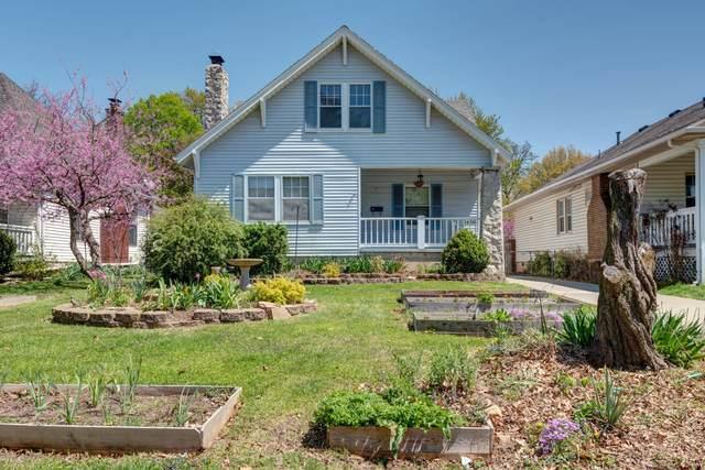 1438 N Washington Avenue, Springfield, MO 65802 (MLS #60188351) :: Lakeland Realty, Inc.
