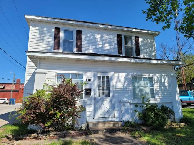 116 S Jefferson Avenue, Aurora, MO 65605 (MLS #60188358) :: Team Real Estate - Springfield