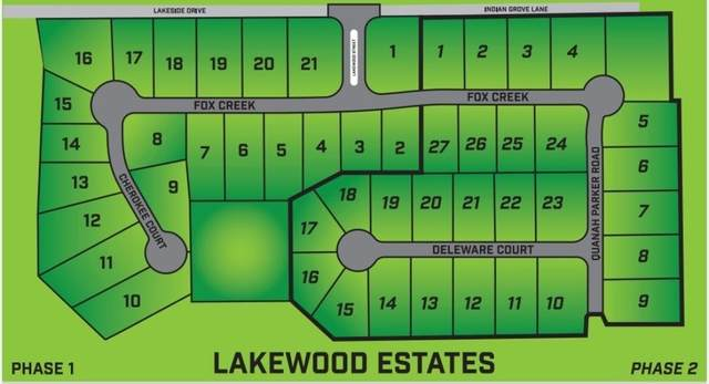 Lot 8 Lakewood Estates 1st Addition, Rogersville, MO 65742 (MLS #60188522) :: Evan's Group LLC