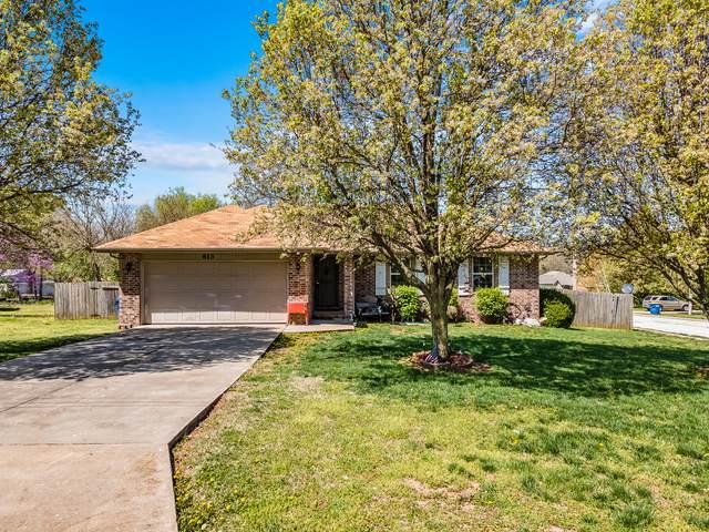 813 Daniel Lane, Willard, MO 65781 (MLS #60188534) :: Team Real Estate - Springfield