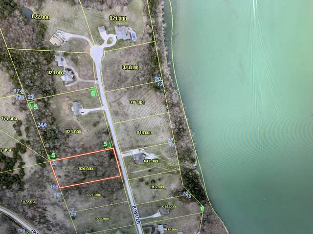 Lot 26 Bywater Drive, Cape Fair, MO 65624 (MLS #60188550) :: Sue Carter Real Estate Group