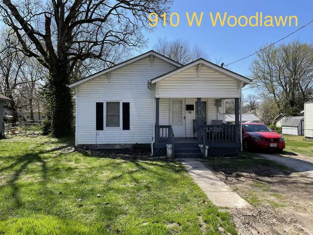 910 W Woodlawn Street, Springfield, MO 65803 (MLS #60188779) :: Evan's Group LLC