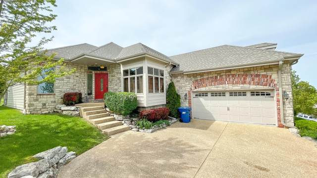 195 Legends Lane, Hollister, MO 65672 (MLS #60189011) :: Team Real Estate - Springfield