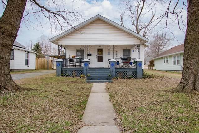 2215 N Bolivar Road, Springfield, MO 65803 (MLS #60189027) :: Lakeland Realty, Inc.