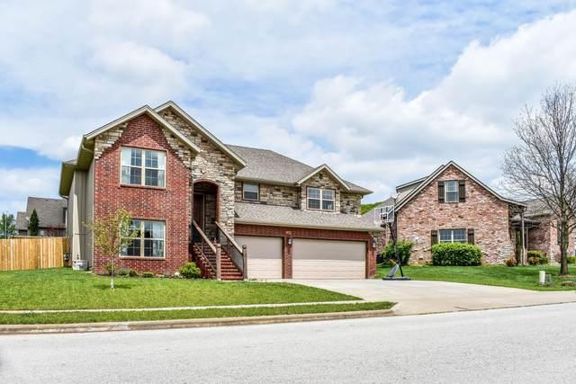 849 E Beechwood Road, Nixa, MO 65714 (MLS #60189035) :: Team Real Estate - Springfield