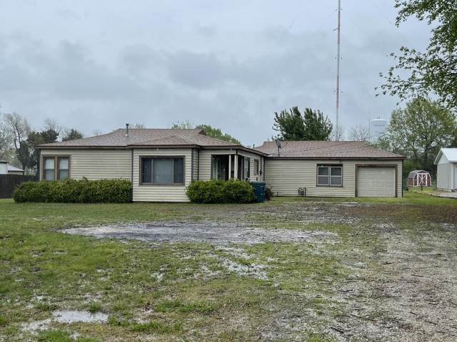 1557 N Central, Monett, MO 65708 (MLS #60189118) :: Team Real Estate - Springfield