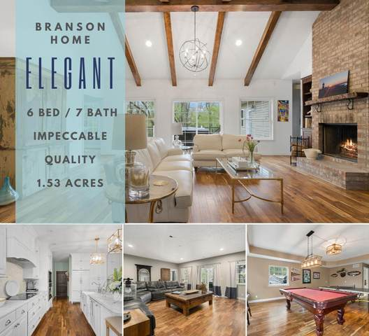 256 Meadow Lane, Branson, MO 65616 (MLS #60189181) :: Tucker Real Estate Group | EXP Realty