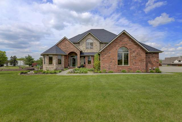 135 Brighton Drive, Ozark, MO 65721 (MLS #60189260) :: Team Real Estate - Springfield