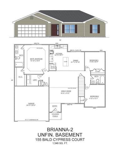 155 Bald Cypress Court Lot 52A, Hollister, MO 65672 (MLS #60189280) :: Team Real Estate - Springfield
