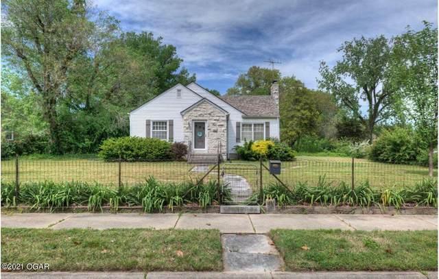529 Euclid Boulevard, Carthage, MO 64836 (MLS #60189292) :: Winans - Lee Team | Keller Williams Tri-Lakes