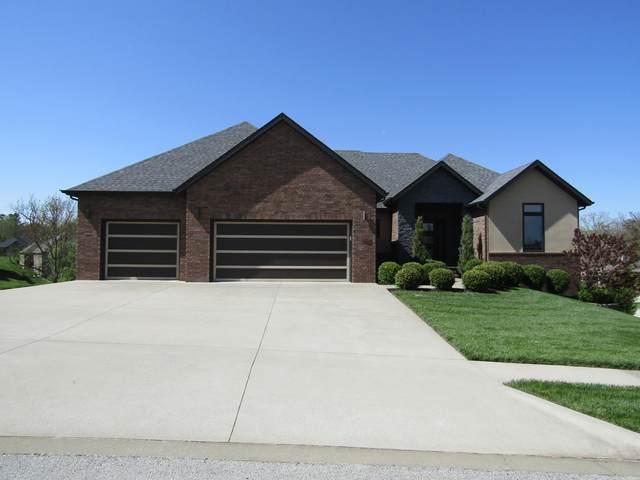 1302 S Amber Ridge Drive, Nixa, MO 65714 (MLS #60189489) :: Tucker Real Estate Group | EXP Realty