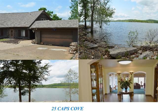 25 S Caps Cove Lane, Branson, MO 65616 (MLS #60189494) :: Team Real Estate - Springfield