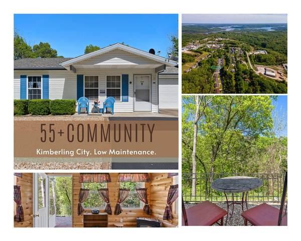 134 Starrville Lane, Reeds Spring, MO 65737 (MLS #60189504) :: Team Real Estate - Springfield