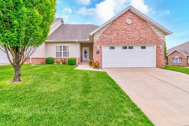 1356 N Sandy Creek Circle #3, Nixa, MO 65714 (MLS #60189539) :: Winans - Lee Team | Keller Williams Tri-Lakes