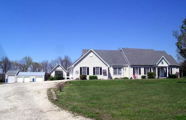 188 Munson Hill Drive, Marshfield, MO 65706 (MLS #60189605) :: The Real Estate Riders