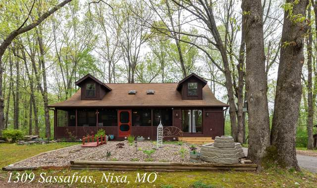 1309 Sassafras Lane, Nixa, MO 65714 (MLS #60189611) :: Winans - Lee Team   Keller Williams Tri-Lakes